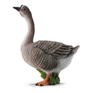 Collecta 88571 - Figurine animaux de la ferme Oie