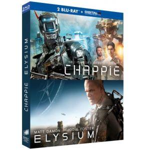 Coffret Blomkamp : Chappie + Elysium