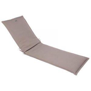 e8dcbee94ed1f Deuba Detex Coussin pour chaise longue 173 cm - Matelas Transat Bain de soleil  Jardin ROUGE. 27€99. Comparer chez 1 marchand. Coussin bain de soleil River  ...