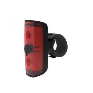 Knog POP r - Éclairage arrière - 1 LED rouge standard noir Lampes arrière