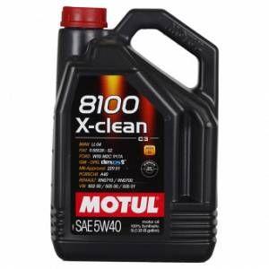 Motul 8100 X-clean C3 5W-40 (5 l)