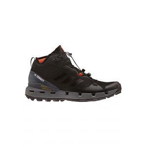 Adidas Terrex Fast Mid GTX-Surround, Chaussures de Randonnée Hautes Homme, Noir (Negbas/Negbas/Grivis 000), 46 2/3 EU