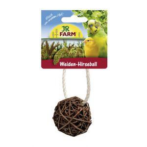 JR Farm Jr Birds Boule De Osier Avec Millet 25 Gr