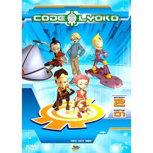 Code Lyoko - Saison 2 - Partie 1