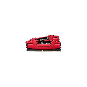 G.Skill F4-2400C17D-8GVR - RipJaws 5 Series Rouge 8 Go (2x 4 Go) DDR4 2400 MHz CL17
