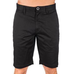 Volcom Frickin Modern Stretch Short - Short taille 28, noir