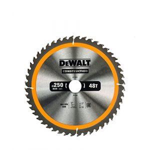 Dewalt Lame de scie circulaire, stationnaire, 250/30 mm, 48 dents - DT1957-QZ