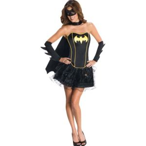 Rubie's Déguisement Batgirl sexy (taille XS)