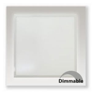 Vision-El Panel LED dimmable 595x595mm 42W 4000°K 7772BC
