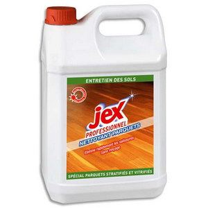 Jex Nettoyant parquet (Bidon 5 L)