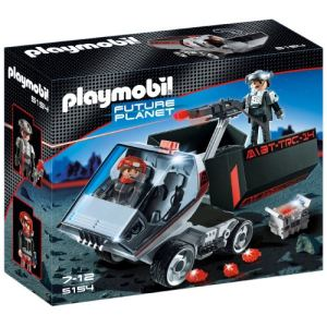 Playmobil 5154 - Camion des Darksters avec rayon lumineux