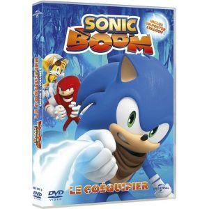 Sonic Boom - Saison 1, Vol. 1 : Le coéquipier