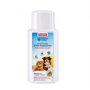 Image de Beaphar Diméthicare Shampooing Stop Parasites 200 ml