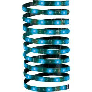 Paulmann Bande d'éclairage décoratif YourLed de 5m, 70 253 Led noir