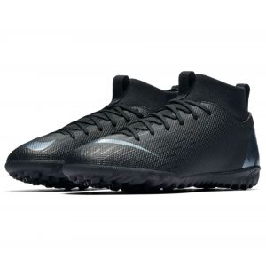 Nike Chaussures de foot JR Superfly 6 Academy GS TF Noir - Taille 36,38,32,33,34,35,35 1/2,37 1/2,38 1/2,36 1/2,33 1/2