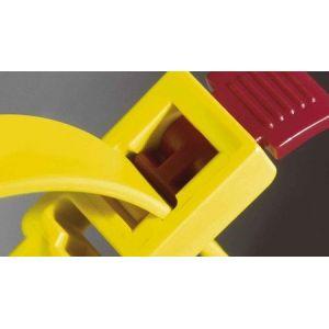 Hellermanntyton Serre-câbles 750 mm x 13 mm noir 115-00030 crantage intérieur 5 pc(s)