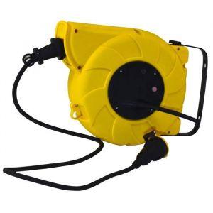 I-Watts Enrouleur électrique automatique 20m-3g1.5mm PRO