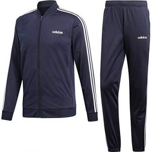 Adidas MTS B2Bas 3S C Survêtement Homme, Legend Ink/Legend Ink/Blanc, FR : S