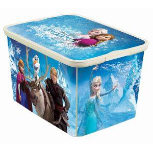 Curver Boîte de rangement La Reine des Neiges
