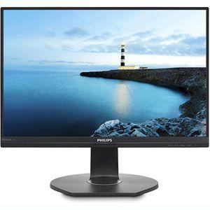 "Philips Brilliance B-line 241B7QUPEB - Ecran LED Full HD (1080p) 24"""