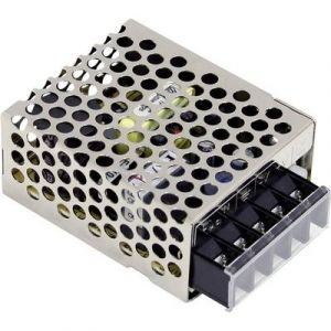 Mean well Module d'alimentation AC/DC, fermé RS-15-12 12 V/DC 1.3 A 15 W