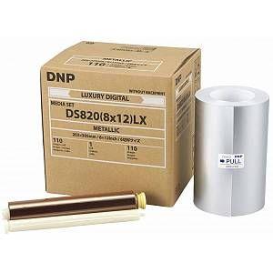 Dnp Papier Thermique Metallic pour DS 820 - 20 x 30 cm 110 Photos