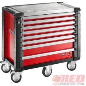Facom JET.8M5 - Servante d'atelier mobile JET+ 8 tiroirs