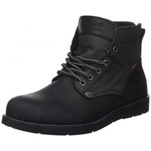 Levi's Jax, Desert Boots Hommes, Noir (Brillant Black 60), 41 EU