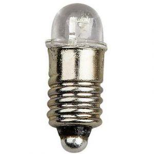 Kahlert Licht Ampoule LED 3,5 V E 10 blanc