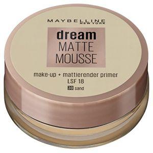 Maybelline Dream Matte Mousse - Fond de teint 30 sand