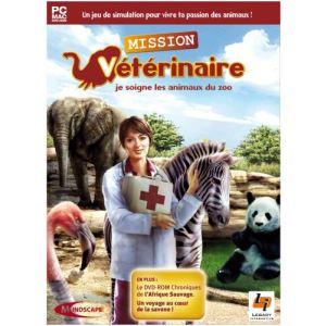 Coffret Mission Vétérinaire : Soigne les Animaux du Zoo + Chroniques Afrique sauvage [Mac OS, Windows]