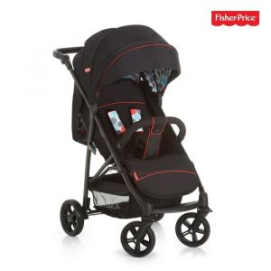 Hauck Toronto 4 Fisher Price - Poussette 4 roues