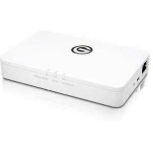 G-Technology GCONEA5001BFB - Disque dur G-Connect NAS 500 Go Ethernet USB 2.0 WiFi
