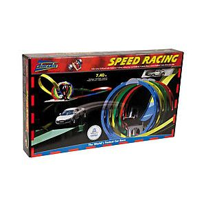 Darda 76690 - Circuit de voitures Speed Racing