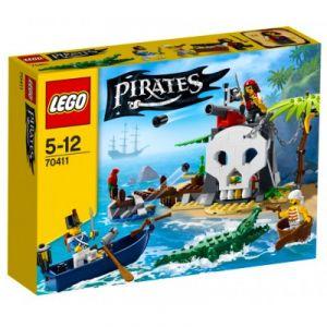 Lego 70411 - Pirates : L'île au trésor