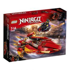 Lego 70638 - Ninjago : Le bateau Katana V11