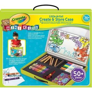 Crayola Ma première mallette de coloriage