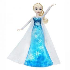 Hasbro Elsa robe musicale La Reine des neiges