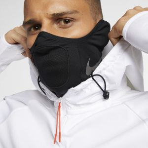 Nike Snood de football Squad - Noir - Taille XS