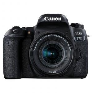 Canon EOS 77D (avec objectif 18-55mm)