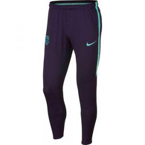 Nike Pantalon de football FC Barcelona Dri-FIT Squad pour Homme - Pourpre - Taille XL