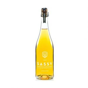 Sassy L'Inimitable - cidre Normand - Bouteille 75 CL
