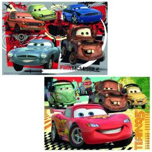 Ravensburger Puzzle Cars 2: Nouvelle Aventure 2 x 24 pièces