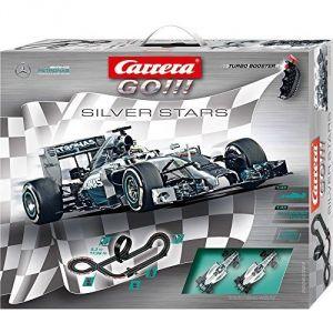 Carrera Toys 62364 - Circuit Silver Stars GO!!!