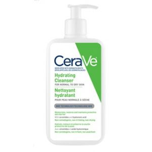 Cerave Crème lavante hydratante