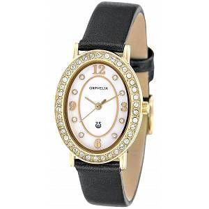 Orphelia OR22171514 - Montre Femme - Quartz Analogique - Bracelet cuir noir