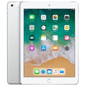 Apple IPad 2018 128 go Wifi + 4g - Argent (mr732fd a)