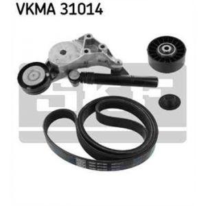 SKF Kit de courroies d'accessoires VKMA31014