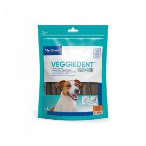 Virbac Lamelles dentaires VeggieDent Tailles : S