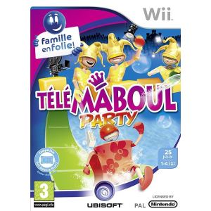 Télé Maboul Party [Wii]